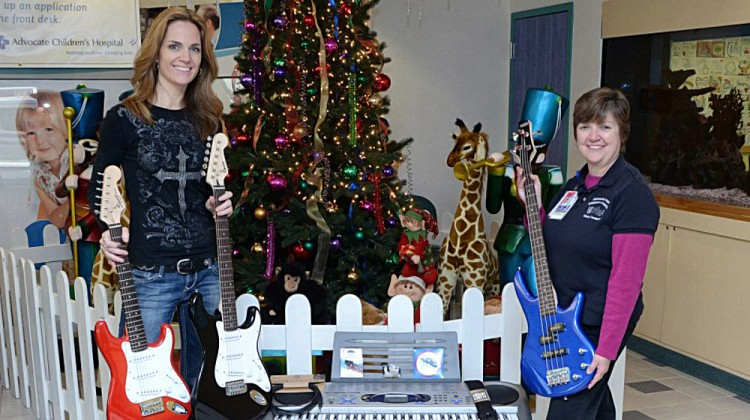 Blue Star Connection Donations: Advocate Children's Hospital in Oak Lawn