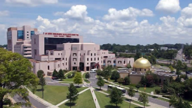 St. Jude's Children's Hospital: Memphis, TN