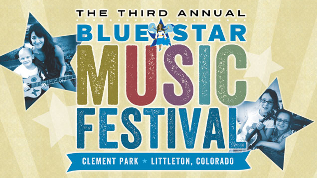 The Third Annual Blue Star Music Festival