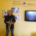 A Trumpet for Mikey at Brent's Place September 2017