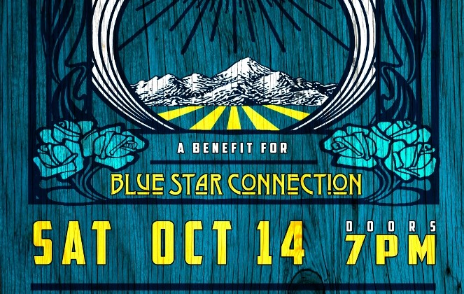 Jimmy Hall with My Blue Sky – Fundraiser for Blue Star Connection!